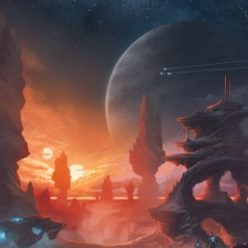 Paradox has secret project in the works under former Stellaris director Martin Anward