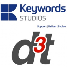 Keywords Studios has acquired d3t for £3m