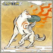 Capcom is trying to use DOTA 2 to market Okami HD
