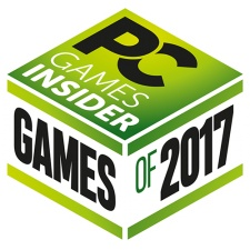 PCGamesInsider.biz Games of 2017 - The titles that defined the last year in the PC games market