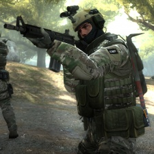 Counter-Strike: Global Offensive fights its way up from the bottom of Steam's top 10