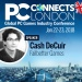 PC Connects London 2018: Meet the Speakers - Cash DeCuir, Failbetter Games