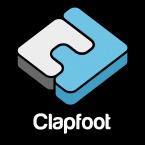 Clapfoot logo