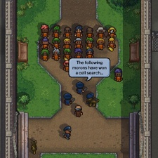 The Escapists 2 debuts in third place in Steam Top Ten