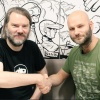 We now know what Portal writer Chet Faliszek is doing at Bossa Studios