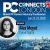 PC Connects London 2018: Meet the Speakers - Alex Moyet, Curve Digital