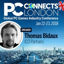 INSIGHT: Ico Partners' Thomas Bidaux tells us about the video game crowdfunding market in 2017