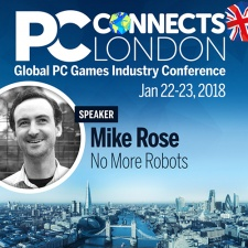 PC Connects London 2018: Meet the Speakers - Mike Rose, No More Robots