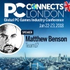PC Connects London 2018: Meet the Speakers - Matt Benson, Team17