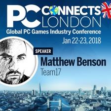 PC Connects London 2018: Meet the Speakers - Matt Benson, Team17