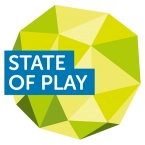 THE STATE OF PLAY  logo