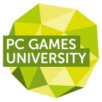 PC GAMES UNIVERSITY  logo