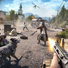 Far Cry 5 pre-orders were fourth most-purchased item on Steam last week