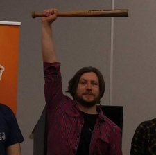 Elderborn slashes its way to victory at The PC Indie Pitch at GIC in Poznan 18