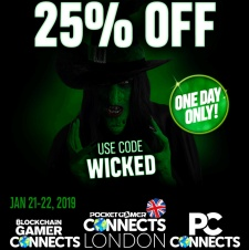 Make spooky savings on your PC Connects ticket with our 24-hour Halloween 25% discount