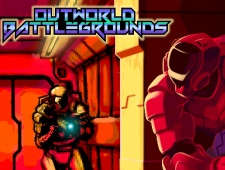 Outworld Battlegrounds is the last game standing at The PC Indie Pitch at G-STAR 18