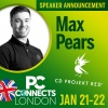 PC Connects London 2019 - Meet the Speakers - Max Pears, CD Projekt RED