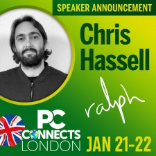 PC Connects London 2019 - Meet the Speakers - Chris Hassell, Ralph Creative