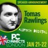 PC Connects London 2019 - Meet the Speakers - Tomas Rawlings, Auroch Digital