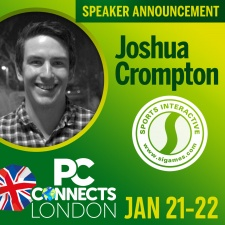 PC Connects London 2019 - Meet the Speakers - Joshua Crompton, Sports Interactive