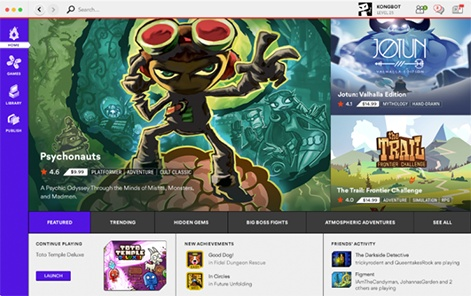 Why Kongregate is taking on Steam with new PC games platform