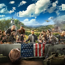 Far Cry 5 ends PUBG's reign at Steam No.1 spot - sold twice as many copies last week