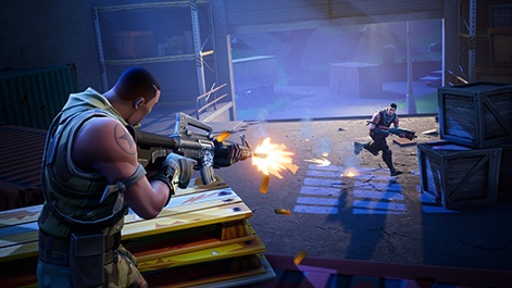 Fortnite Paragon And Pubg The Ups And Downs Of Epic Games Last 12