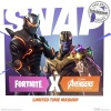 Fortnite joins the Infinity War, as Thanos comes to Battle Royale
