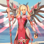 Overwatch Pink Mercy skin and T-shirt raised $12.7m for Breast Cancer Research Foundation