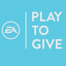EA's annual Play To Give charity drive is underway
