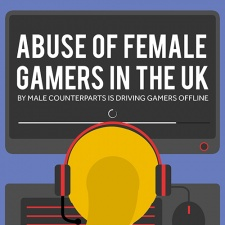 Report: 33 per cent of female gamers have experienced abuse or discrimination from male counterparts
