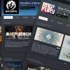 Developer and publisher homepages coming to Steam