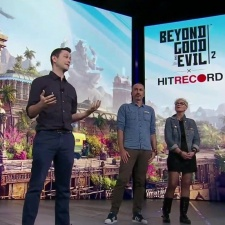 Ubisoft partners with Joseph Gordon-Levitt's HitREcord to crowdsource Beyond Good and Evil 2 assets