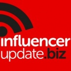 Influencer news and insights  logo