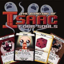Edmund McMillen is making Binding of Isaac card game