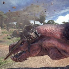 Monster Hunter: World goes live on Steam, settling into a familiar No.1 spot in this week's Top Ten