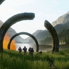 """Halo Infinite's Slipstream Engine will treat PC as """"a full first-class citizen"""""""