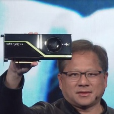 "Nvidia reckons crypto is ""immaterial"" to its GPU revenue for rest of 2018"