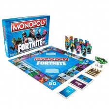 Fortnite Monopoly is dropping in stores this October