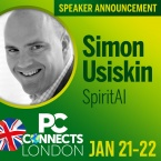 Eats Shoots And Leaves – The Future Of Online Community Management Means Context Is King - Simon Usiskin, SpiritAI logo