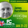 PC Connects London 2019 - Meet the Speakers - James Hursthouse, Greenstone Initiatives