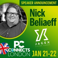 PC Connects London 2019 - Meet the Speakers - Nicholas Beliaeff, Jagex
