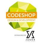 Codeshop: Design and Development  logo
