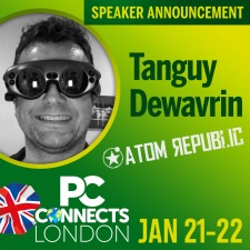 PC Connects London 2019 - Meet the Speakers - Tanguy Dewavrin, Atom Universe