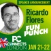 PC Connects London 2019 - Meet the Speakers - Ricardo Flores, Fun Punch Games