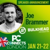 PC Connects London 2019 - Meet the Speakers - Joe Brammer, Bulkhead Interactive