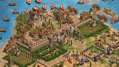 Age Of Empire 2 Game