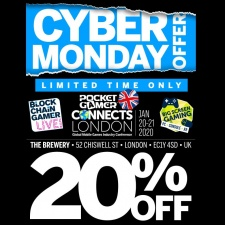 Big Screen Gaming London 2020 - CYBER MONDAY OFFER - Last chance to save BIG