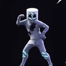 f5ff62d68943b6 Almost 11m people played Fortnite to watch DJ Marshmello concert ...
