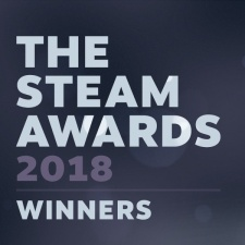 Here are the - very predictable - winners of The Steam Awards 2018